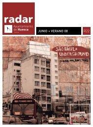 Radar, junio 2008 - Ayuntamiento de Huesca