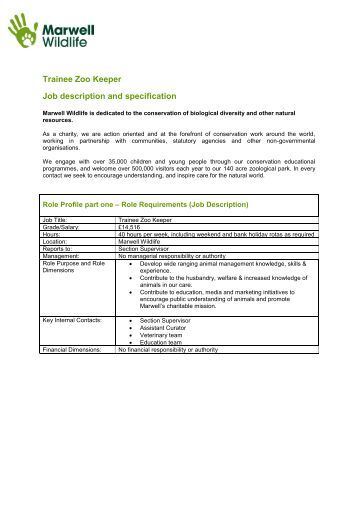 Job Description Of Hr Partner Trainee Job Responsibilities