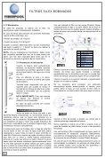 Filtros - FIBERPOOL - Page 4