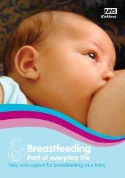 Breastfeeding - NHS Kirklees