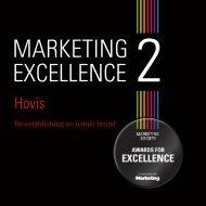 Re-establishing an iconic brand - The Marketing Society