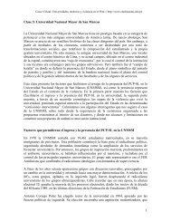 Historias Representativas de la Violencia - Cholonautas