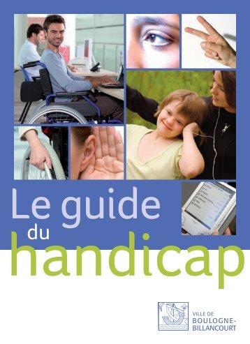emploi et handicap - Boulogne - Billancourt