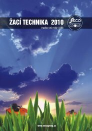 SecoGroup Katalog 2010 - Seco GROUP as