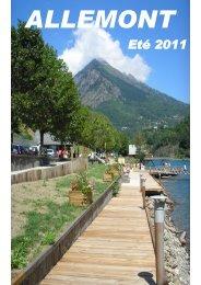 Eté 2011 - Allemont