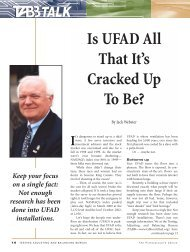 Is UFAD All That It's Cracked Up to Be? - DOAS