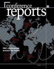 conference - PAC World magazine