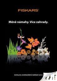 Katalog zahradního nářadí 2010