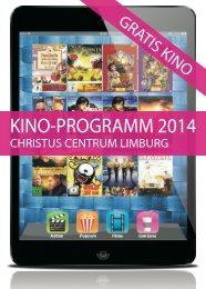 KINO-PROGRAMM 2014 - Cclm.de