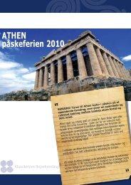 ATHEN påskeferien 2010
