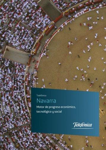 Navarra - Atlas de Telefónica