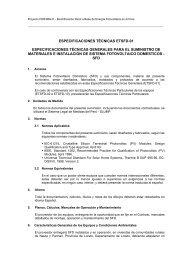 TERMINOS DE REFERENCIA PARA ELABORACION ... - CEDECAP