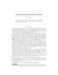 THE NORM RESIDUE ISOMORPHISM THEOREM ... - Mathematics