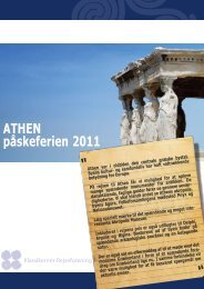 ATHEN påskeferien 2011