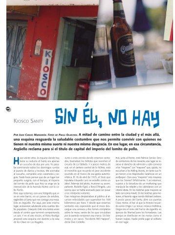 48-49 santy:43-asamplers.qxd.qxd - Revista La Central