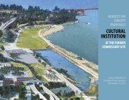 Request for Concept Proposals - Presidio Trust