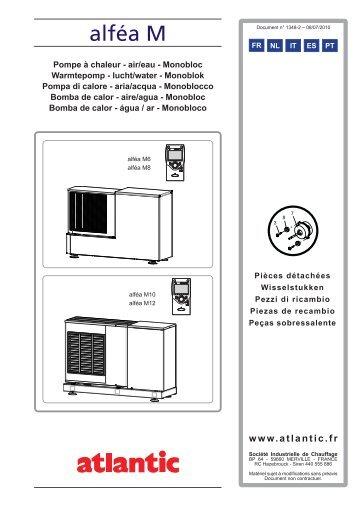 alféa M - Atlantic-comfort.com