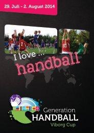 I love ... - Generation Handball
