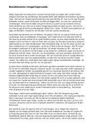 Rengøringsrunde (.pdf) - Ravsted Lokalhistorie