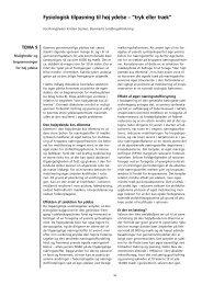 """Fysiologisk tilpasning til høj ydelse – """"tryk eller træk"""" - LandbrugsInfo"""