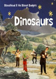 Dinosaurs sheet music web
