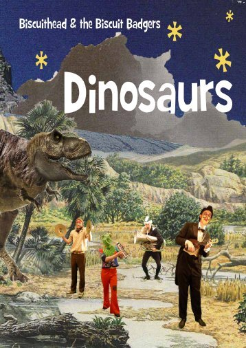 Dinosaurs sheet music web