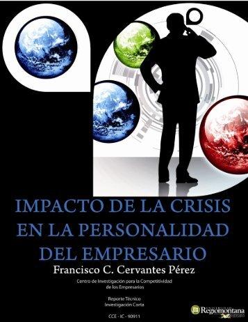 Impacto de la Crisis en la Personalidad del Empresario