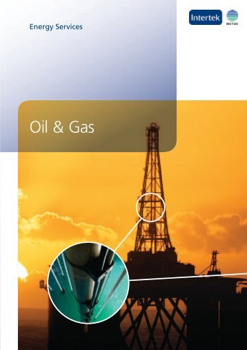 Oil & Gas - Metoc.co.uk