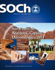 San Pedro de Atacama, Capital Odontológica 2011 - Revista Dental ...