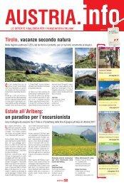 un paradiso per l'escursionista - Ablinger-Garber