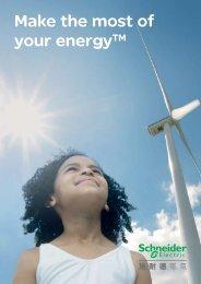 我們使能源... - 施耐德電氣