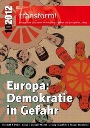 journal pdf - Rosa-Luxemburg-Stiftung