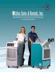 to view this brochure from Atlas Sales & Rentals Inc. - NFMT