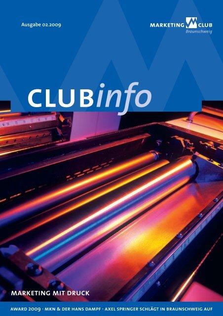 Marketing Mit Druck Marketing Club Braunschweig
