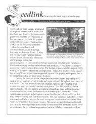 Seedlink 2000