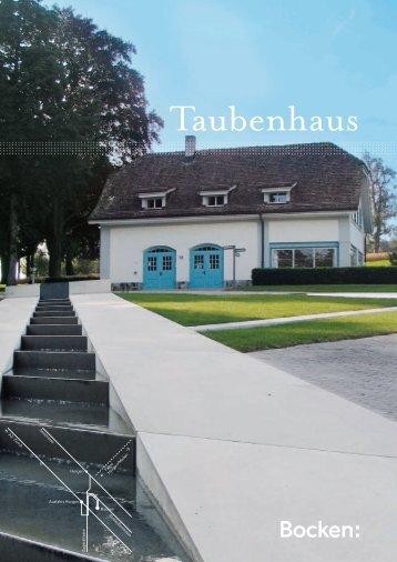 Taubenhaus - Bocken