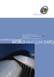 WORLD NUCLEAR EXPO - Steiner Graphics