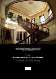 Franceschi final 17 maio - Arquivo Nacional