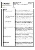 Møde: 1. Bestyrelsesmøde Dato: 30.03.2010 Sted: KEA, Ryesgade ... - Page 2