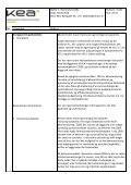 Møde: 1. Bestyrelsesmøde Dato: 30.03.2010 Sted: KEA, Ryesgade ... - Page 3