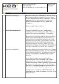 Møde: 1. Bestyrelsesmøde Dato: 30.03.2010 Sted: KEA, Ryesgade ... - Page 4