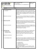 Møde: 1. Bestyrelsesmøde Dato: 30.03.2010 Sted: KEA, Ryesgade ... - Page 5