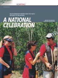 A National Celebration - Clay Shooting USA