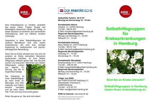 Selbsthilfegruppen Hamburg