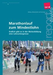 Ausgabe 03/2012 - ver.di: Bildung, Wissenschaft und Forschung