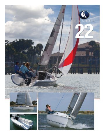 Hunter 22 - Port Sanilac Marina