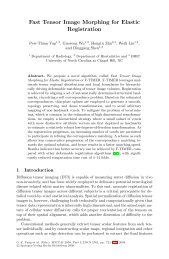 Image-Based View Morphing for Teleconferencing Applications