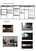 Alternative Sitzgelegenheiten - der Berufsschule für Metallbau und ... - Seite 6