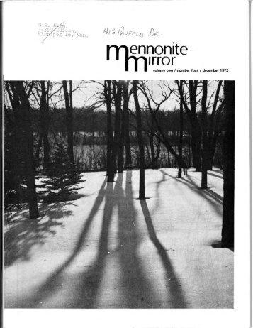enr:lonlte - Canadian Conference of Mennonite Brethren Churches