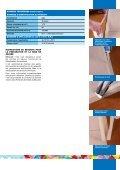 Mastic acrylique en dispersion aqueuse sans solvant pour travaux ... - Page 2
